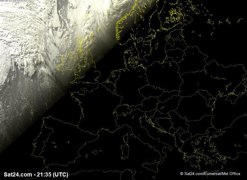 Zdjęcia Satelitarne Europy Meteo Org Pl