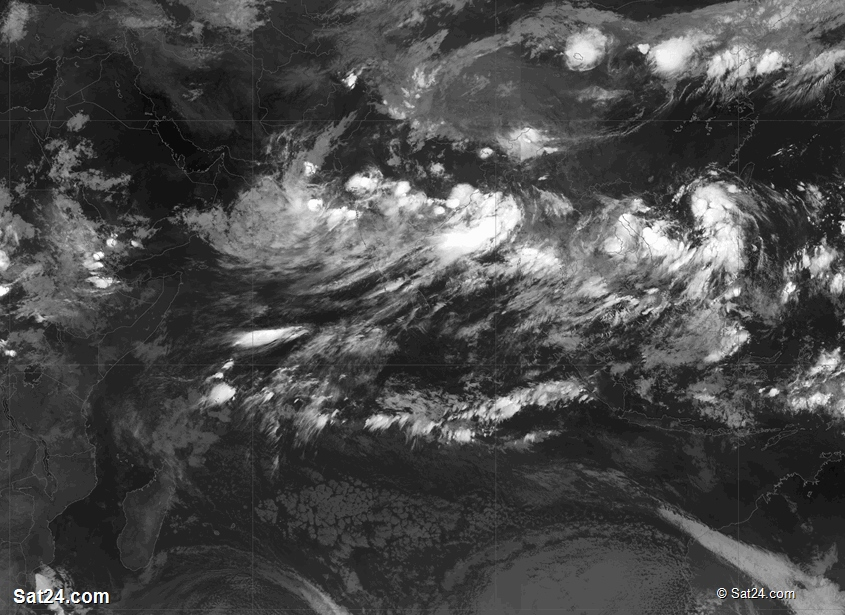 World Weather Indian Ocean Satellite Weather Indian Ocean Weather