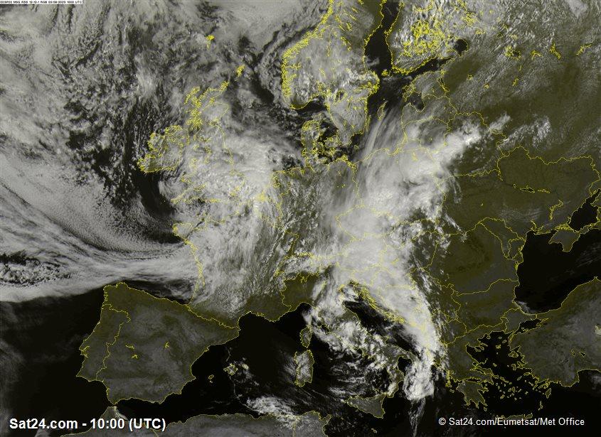 forecast Weather Europe, Satellite Weather Europe, Weather Forecast ...