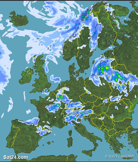 forecast weather europe satellite weather europe weather forecast rainfall clouds sun in europe sat24com